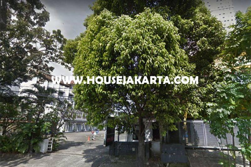 Tanah Jalan Arteri Metro Pondok Indah Bisa buat Gedung Kantor Dijual Murah Ngantong
