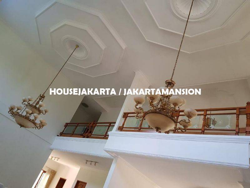 House for rent Lease at Cilandak with Swimming Pool