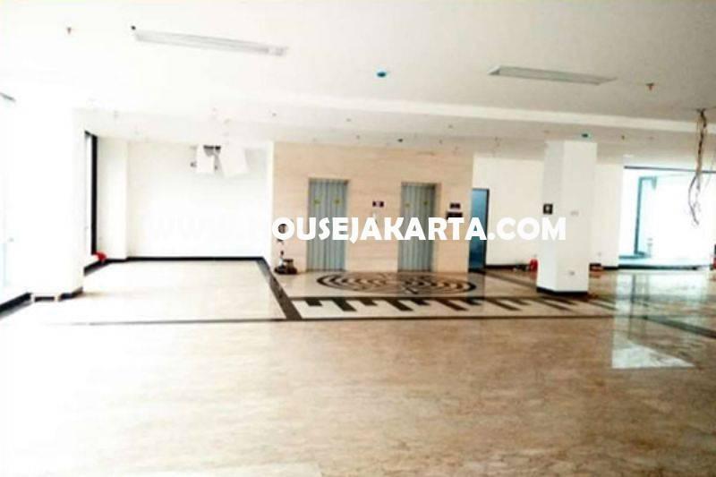 Gedung Kantor 7 Lantai Jalan Kebon Sirih Jakarta Pusat Dijual Murah