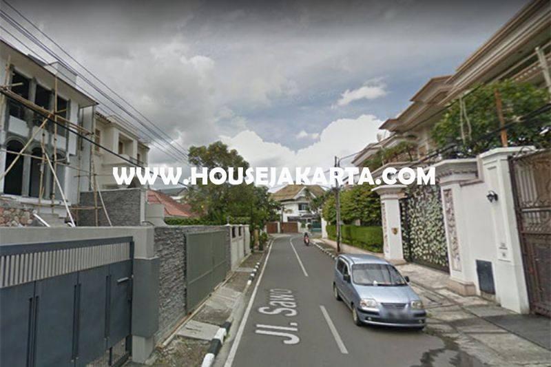 Rumah Bagus jalan Sawo Menteng Dijual Murah Tanah Kotak
