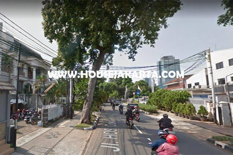 Rumah Jalan HOS Cokroaminoto Menteng Luas 1750 Dijual Murah 80 juta/m