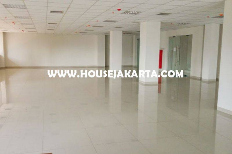 Gedung Kantor Brand New Warung Buncit 6,5 Lantai & Basement Dijual Murah