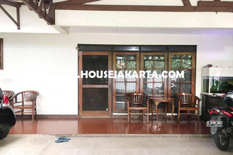 Rumah jalan Rajasa Senopati Kebayoran Baru Dijual Murah Tanah Kotak