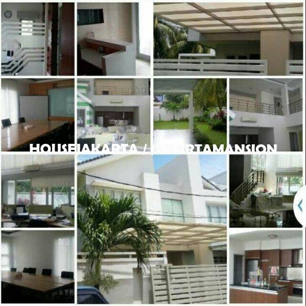 House for rent sewa lease at Senayan near to Kebayoran Baru Senopati