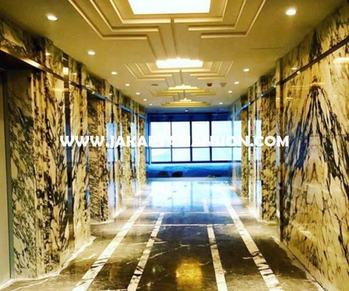 OS1110 Dijual kantor Office District 8 SCBD Sudirman Senopati Treasury Tower Lantai Tinggi