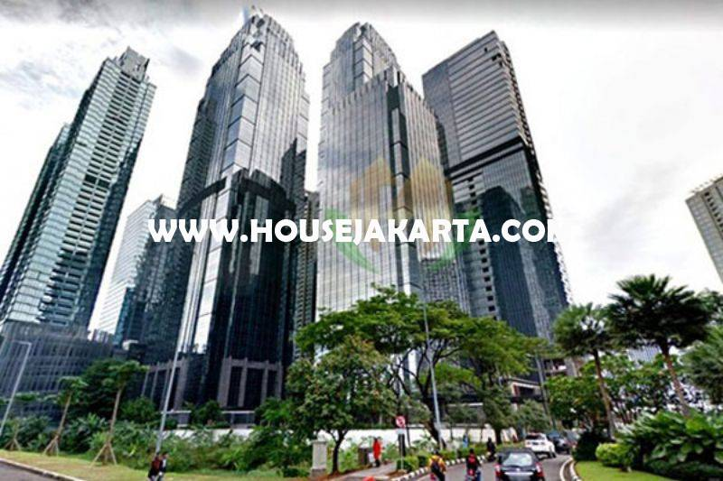 Dijual kantor Office District 8 SCBD Sudirman Senopati Treasury Tower Lantai Tinggi