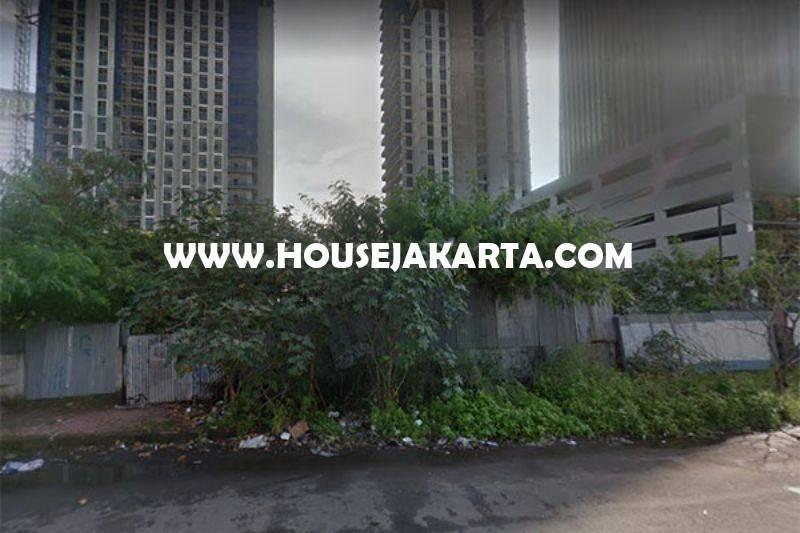 Tanah Jalan Kuningan Madya HR Rasuna Said luas 3.100m Dijual Murah bisa 13 Lantai
