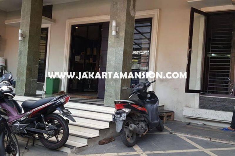 CS1141 Kantor Ruko 3 Lantai Jalan kebon kacang Tanah Abang Dijual Murah Siap Pakai