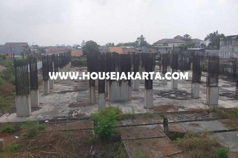 Tanah Jalan Antasari Cilandak dekat TB Simatupang Luas 9.350m Ijin 30 Lantai Dijual Murah