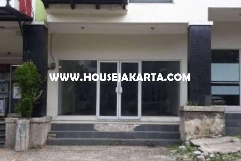 Rumah toko Ruko Restoran Jalan Senopati Raya Kebayoran Baru dekat SCBD Sudirman Dijual Murah