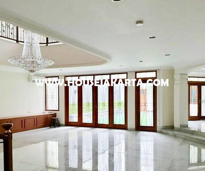 Rumah Bagus Jalan Goa Senopati Kebayoran Baru dekat SCBD Sudirman Dijual Murah