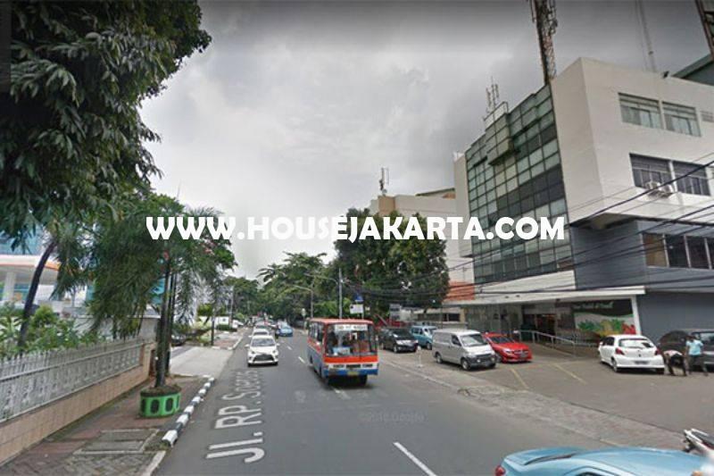 Tanah Komersial Jalan RP Soeroso Menteng Dijual Murah bisa 8 Lantai Kantor Apartemen