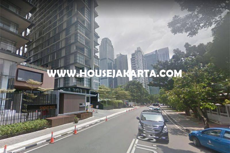 Tanah Jalan Senopati Raya luas 3000m dekat SCBD Sudirman Dijual ijin Bisa Gedung
