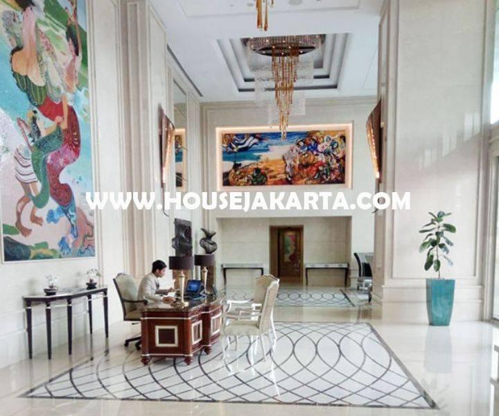 Apartement Raffles Residence Ciputra World Jalan Satrio Kuningan Luas 473m Dijual Murah