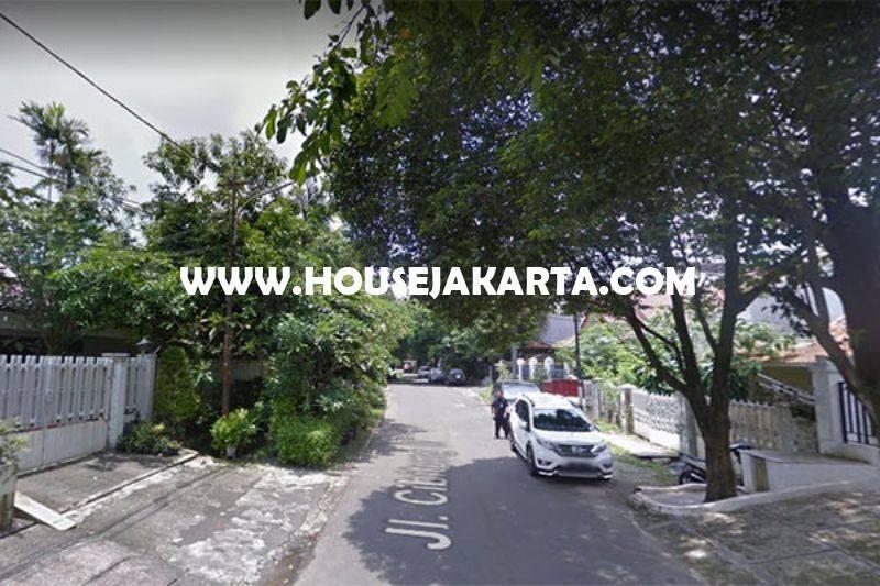 Rumah Jalan Cibitung 3 Kebayoran Baru dekat senopati SCBD Sudirman Dijual Murah