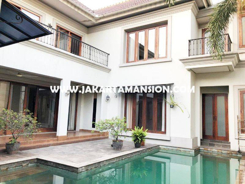 House for Rent sewa lease at Kemang