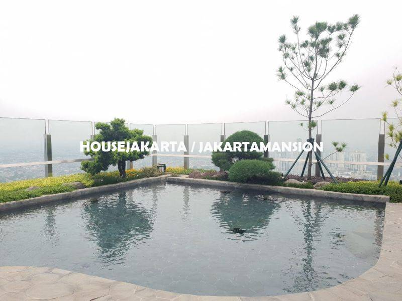 Apartment The Pakubuwono Spring for rent sewa lease