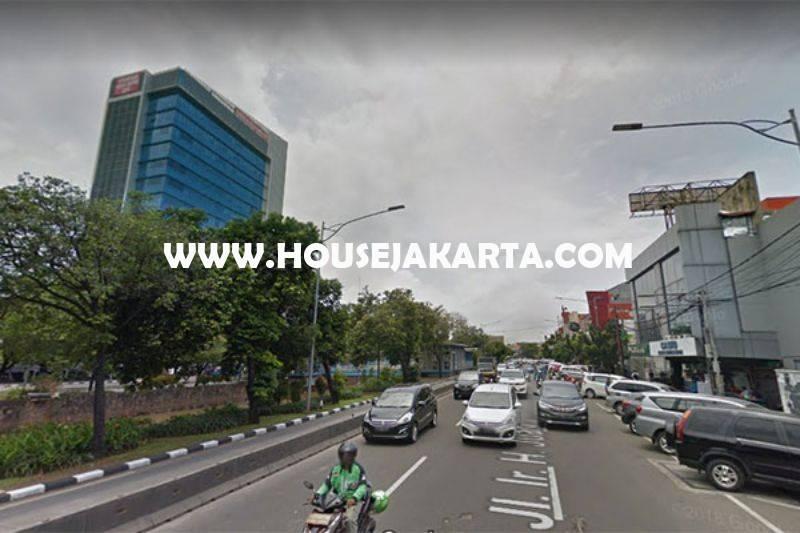 Gedung Kantor 5 Lantai Jalan Raya Juanda Harmoni Kota dekat Thamrin Dijual Murah