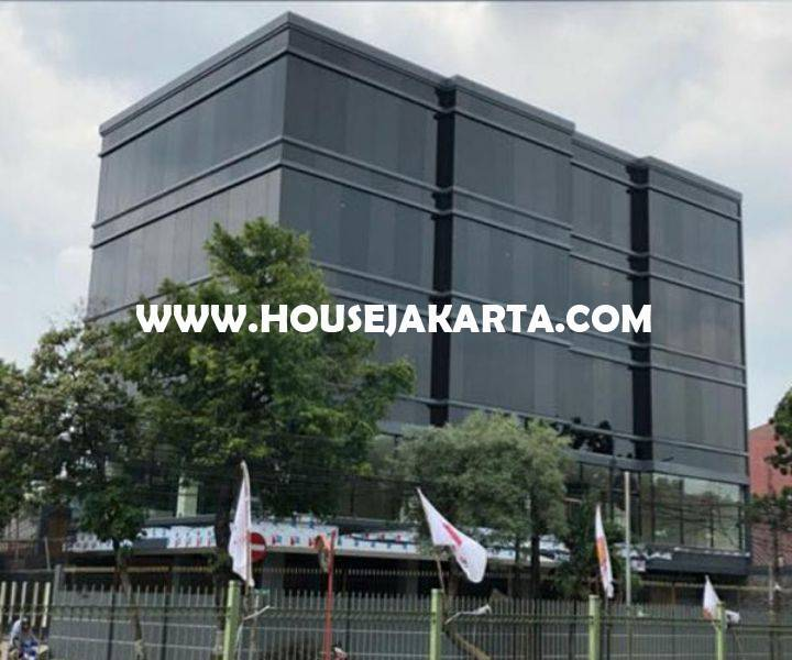 Gedung Baru 5,5 Lantai daerah Guntur Kuningan dekat Menteng Sudirman Thamrin Dijual Murah 60 Milyar