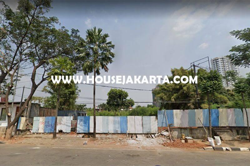 Tanah komersial jalan TB Simatupang luas 6.022m Dijual Murah 40juta/m bisa Office 18 Lantai