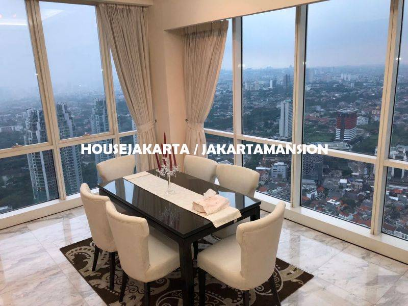 Penthouse The Peak Residence For Rent Sewa Lease