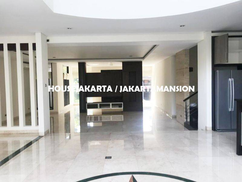 House for Rent sewa lease at Pondok Indah close to JIS