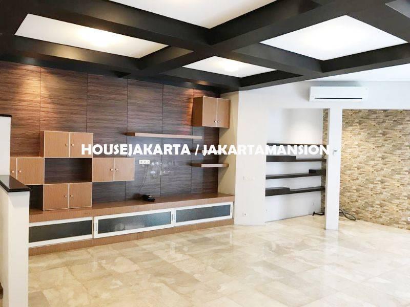 House for Rent sewa lease at Pondok Indah close to JIS