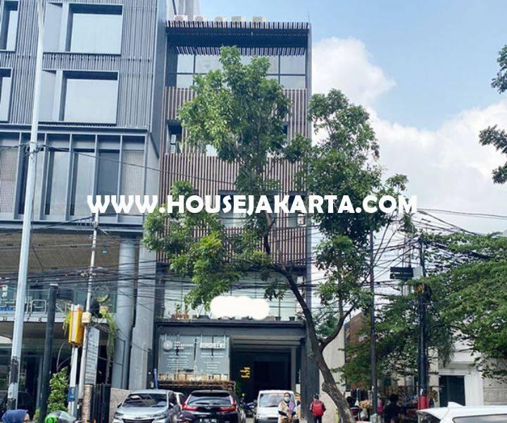 Gedung Bagus 6 lantai di Menteng Dijual Murah Lokasi strategis dekat Thamrin