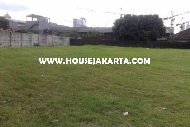 Tanah komersial Jalan Pemuda Rawamangun Dijual Murah dibawah harga NJOP 26 juta/m Luas 6.200m