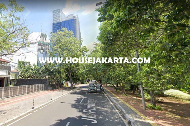 Rumah Tua Jalan Purworejo Menteng Dijual Murah Hitung Tanah Golongan C Kotak dekat Jalan Thamrin