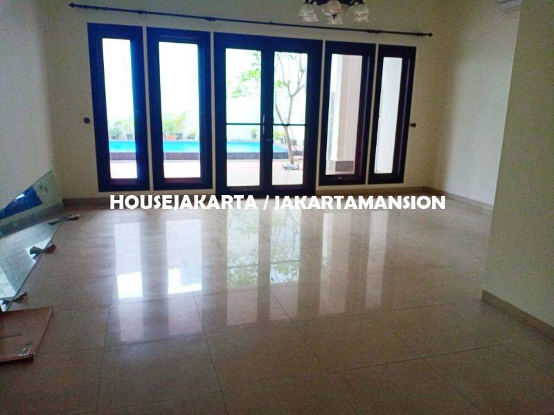 House for rent at menteng