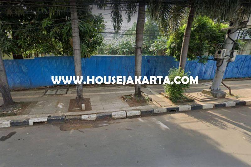 Tanah Jalan Wahid Hasyim belakang Sarinah Thamrin Zona Ungu Komersial Bisa 8 lantai Dijual Murah