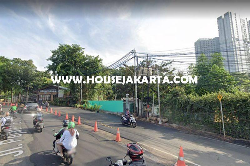 Tanah Jalan Pejaten Barat Raya Luas 2,500m Dijual Murah 23 juta/m dekat Kemang Simatupang