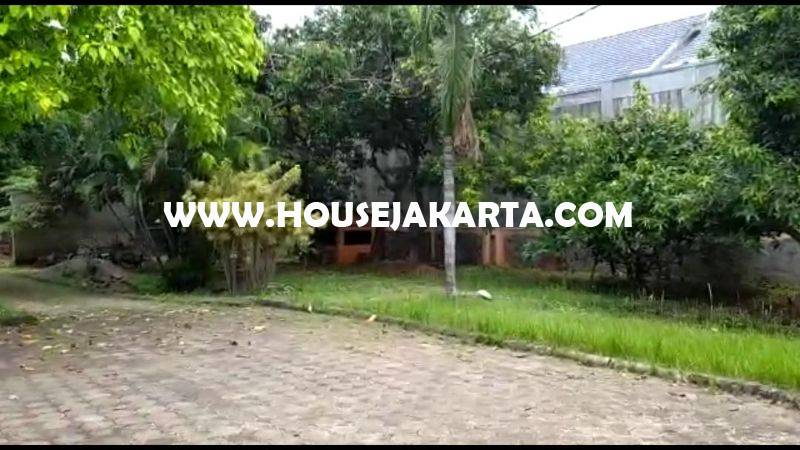 Tanah Jalan Duren Tiga dekat Mampang Prapatan Pancoran Luas 3.220m Dijual Murah Harga NJOP 15,5 juta/m