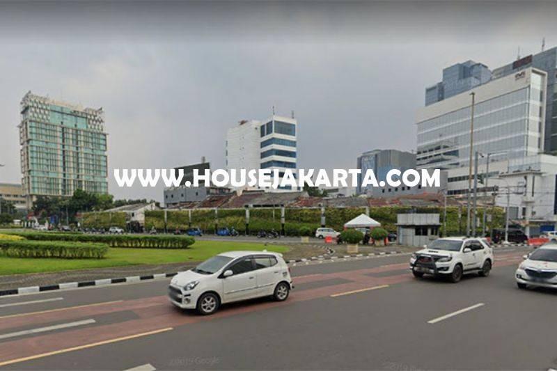 Tanah Komersial Jalan Raya Kebon Sirih Menteng Dijual Murah Bisa dibangun 7 Lantai