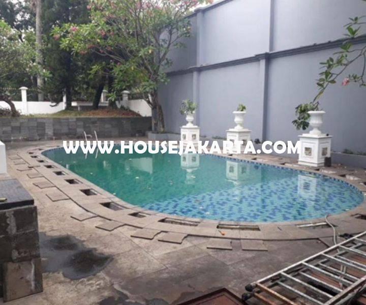 Rumah Bagus Jalan Sriwijaya Senopati Kebayoran Baru dekat SCBD Sudirman Dijual