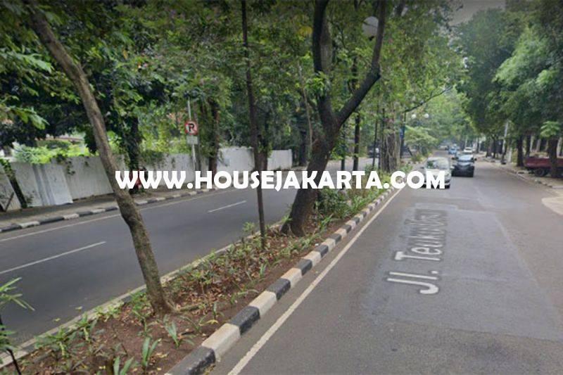 Tanah jalan Teuku Umar Menteng Luas 2975m Dijual Murah ijin bisa dibangun 4 Lantai