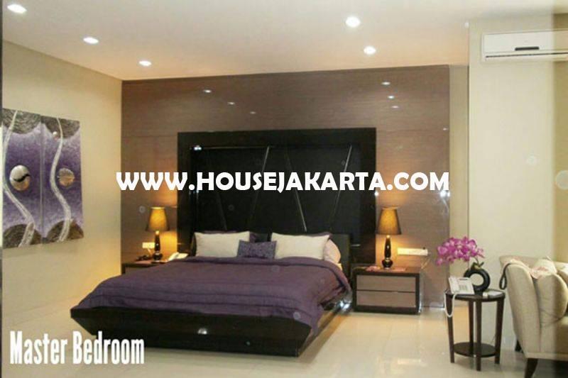 Rumah Bagus 3,5 Lantai Jalan Tanjung Menteng ada rooftop city view Dijual Murah 55M