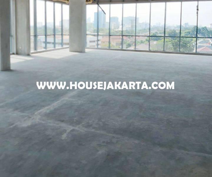 Gedung Baru Jalan Warung Buncit Raya Mampang Prapatan 6 lantai ada Basement Dijual Murah 64M