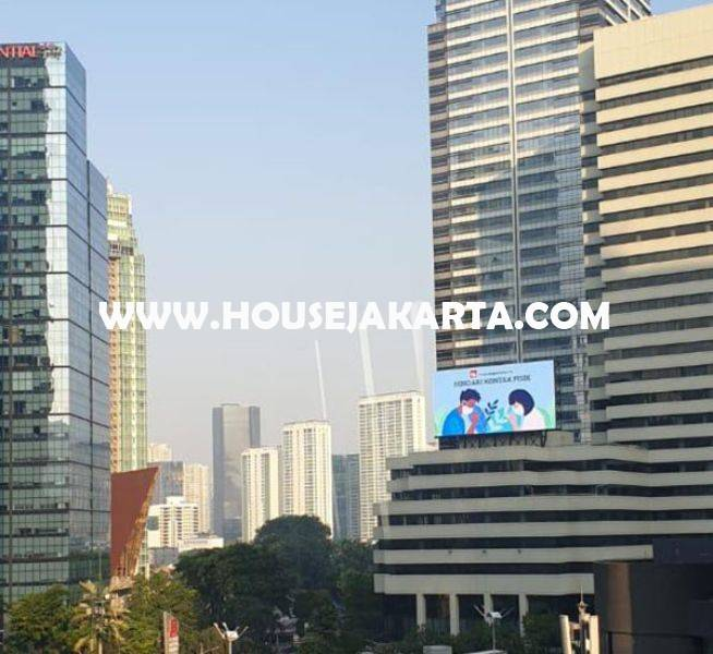 Kantor Office space Wisma Sudirman 7.8 Dijual Murah ada 4 lantai luas 2000m