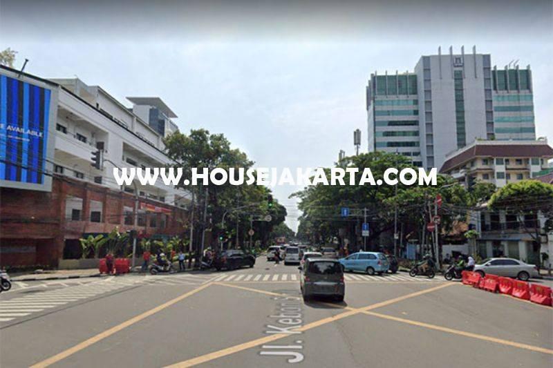 Gedung 5 Lantai Jalan Kebon Sirih Agus Salim Sabang Menteng Dijual Murah 45M dekat Thamrin
