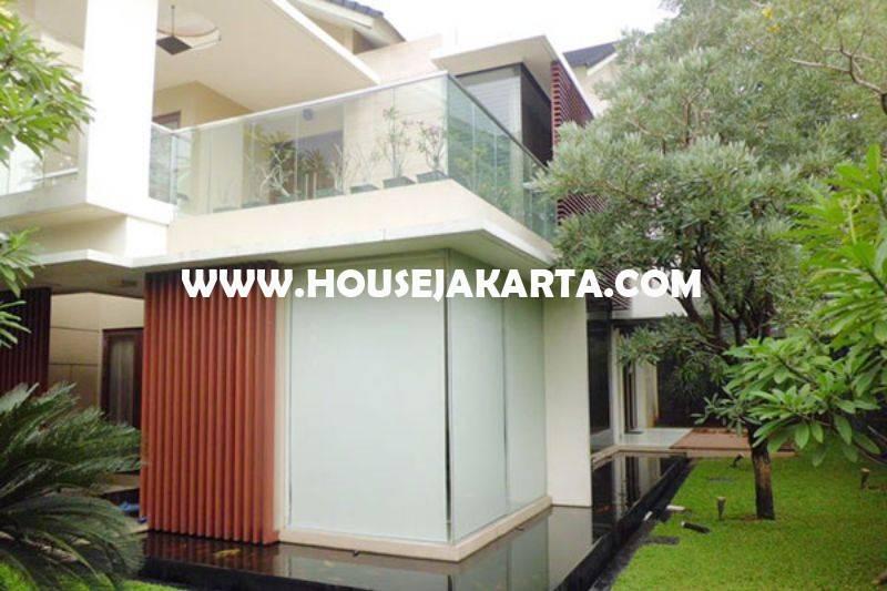 Rumah Bagus 2 Lantai Jalan Sekolah Duta VI Pondok Indah Luas 512m Dijual Murah 25M