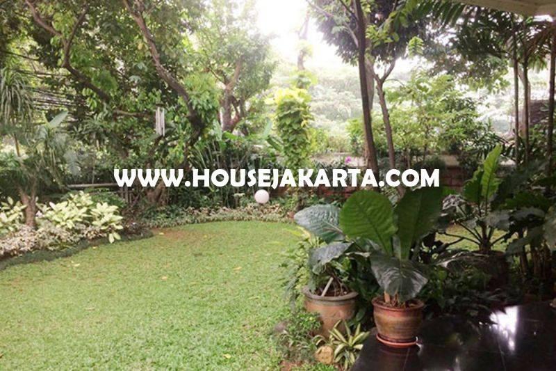 Rumah Jalan Taman Brawijaya 3 Kebayoran Baru luas tanah 943m Dijual Murah 39M