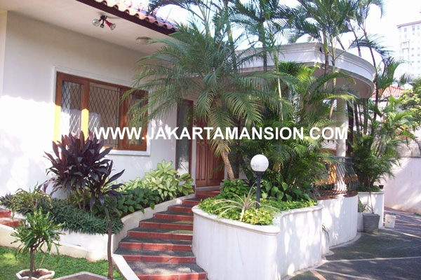 House at Dharmawangsa Brawijaya for Rent