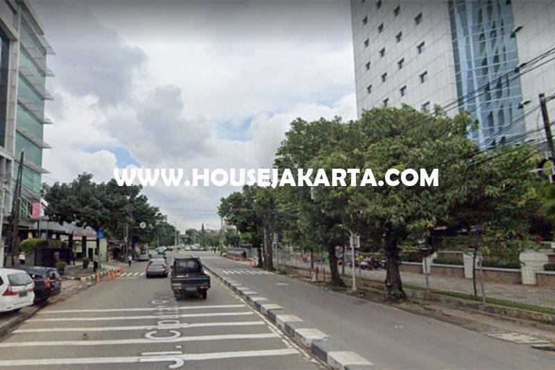Gedung Kantor 6 lantai Pondok Pinang Ciputat Raya dekat TB Simatupang Dijual Murah 50M