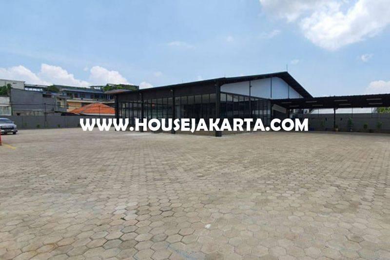 Tanah Jalan Raya Pangeran Antasari dekat Kemang Jakarta Selatan Dijual Murah