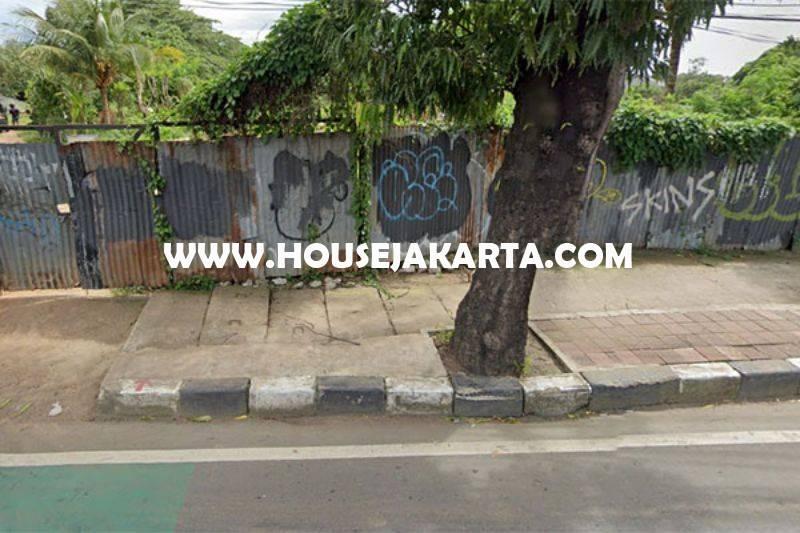 Tanah Komersial Jalan Mampang Prapatan Raya Dijual Murah Harga NJOP ijin Gedung