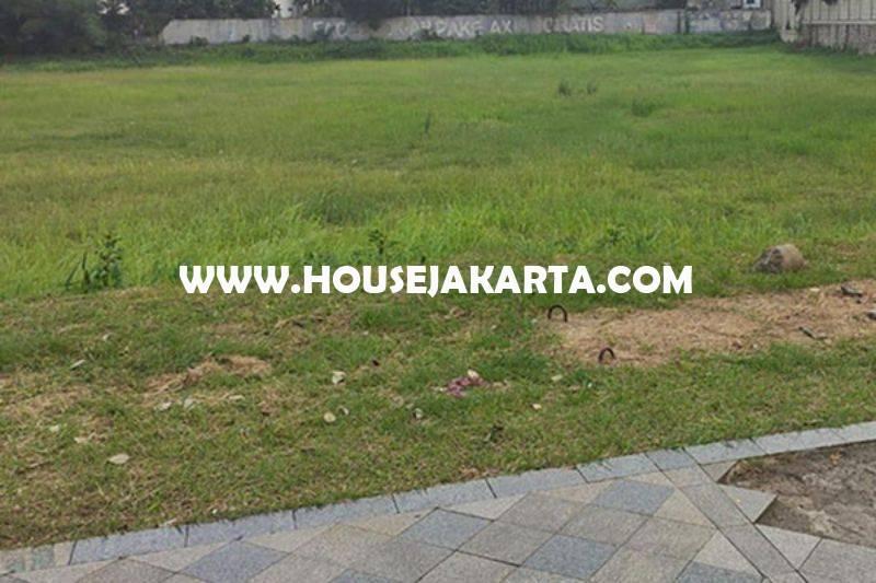 Tanah Komersial jalan Mega Kuningan Dijual Murah 85 juta/m ijin Gedung 40 Lantai