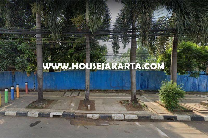 Tanah Komersial jalan Raya Tebet Luas 1 hektar Dijual Murah harga Njop 35 juta/m