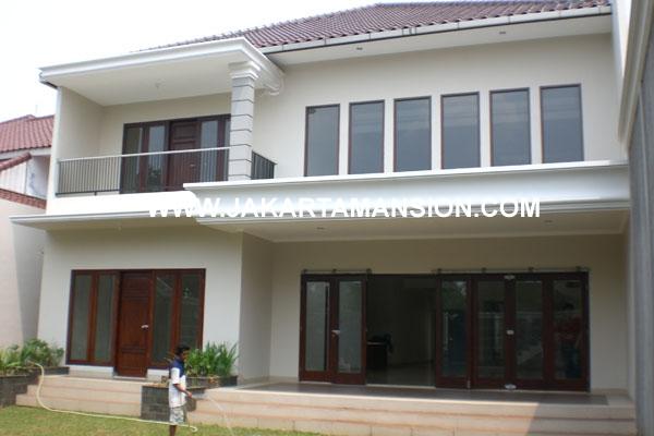 Rumah Kemang Selatan Jakarta disewakan
